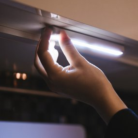 Rechargeable LED-spotlight (Magnetic)