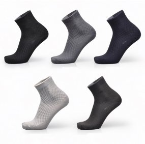 Comfortable socks in bamboo