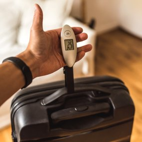 Digital luggage scale - Up to 40 kg