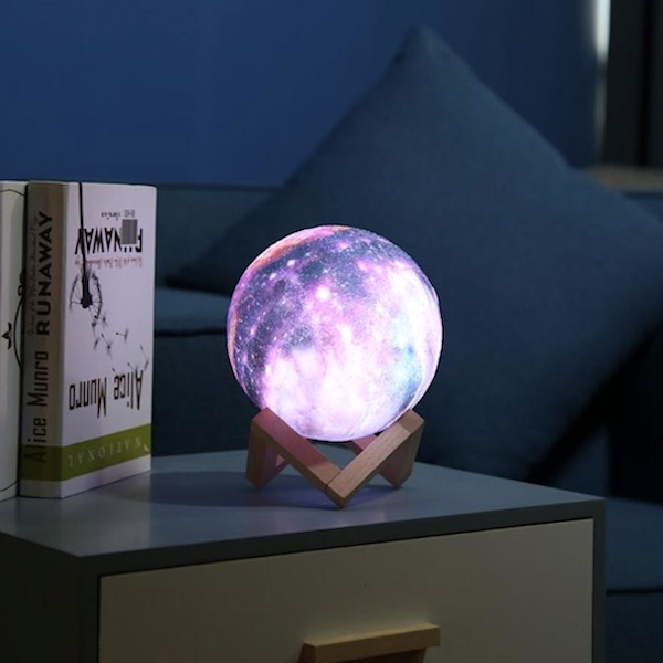 3D Moon lamp - Projection lamp