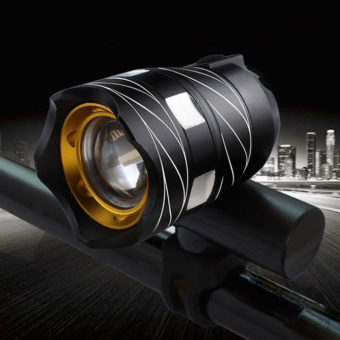 Bike light LED 10000 Lumen