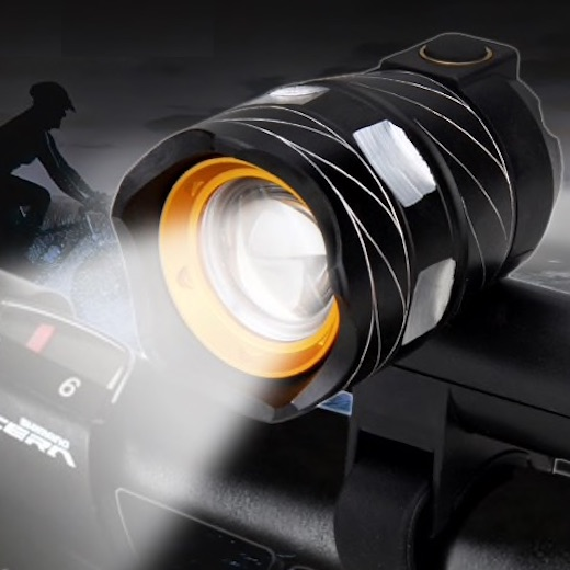 Bike light LED 1000 Lumen