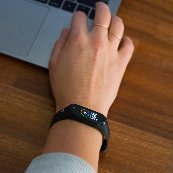 Activity bracelet for everyday life