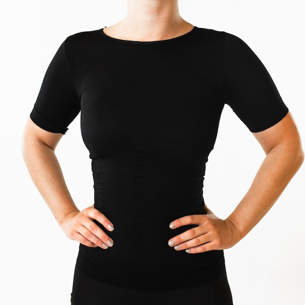 Posture t-shirt for extra support