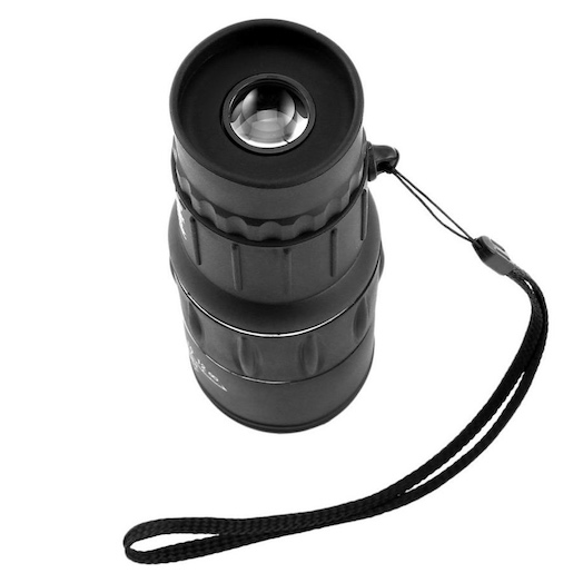 Waterproof monocular