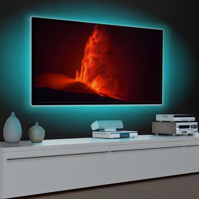 LED-light for TV