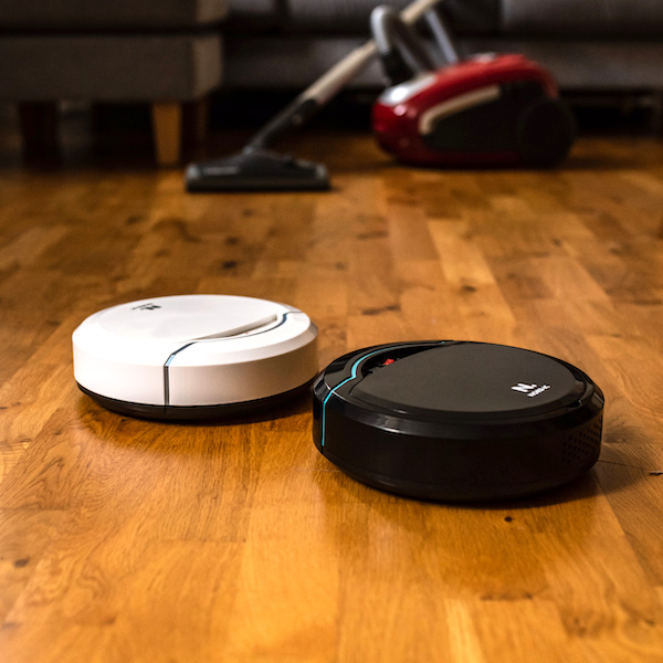 Robot Vacuum Cleaner - Self-propelled