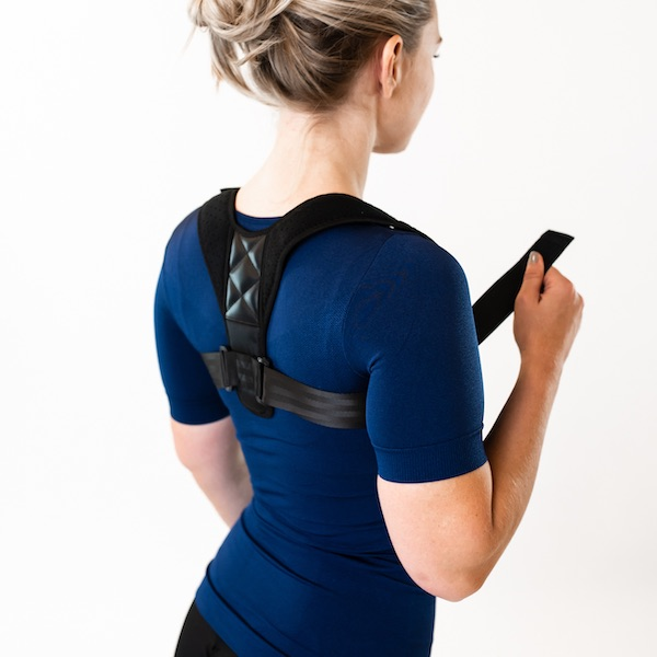 Posture Back support - Discrete