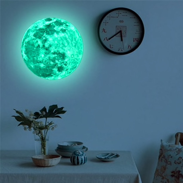 Moon 3D Wall Stickers